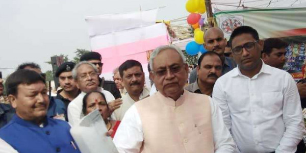 nitish-kumar-to-visit-four-districts-in-bihar-and-will-reach-west-champaran