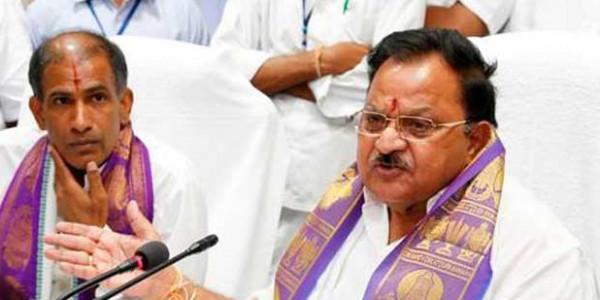 TTD Chairman Chadalawada Krishnamurthy to join Jana Sena on October 19