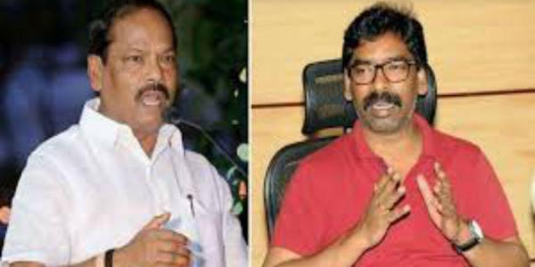 विधानसभा चुनाव : झारखंड में बढ़ी राजनीतिक सरगर्मी, रघुवर निकले जन आशीर्वाद, तो हेमंत सोरेन निकले बदलाव यात्रा पर