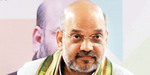 Amit Shah to launch poll campaign in Gujarat tomorrow