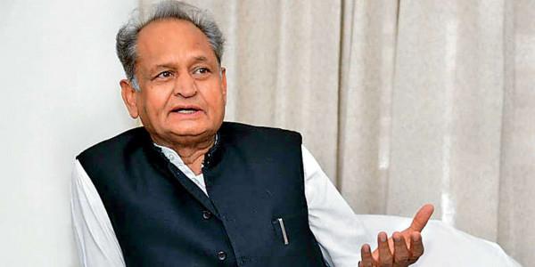 BHU विवाद पर बोले CM अशोक गहलोत- BJP और RSS को करना चाहिए स्वागत