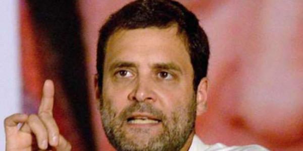 राहुल ने पूछा, कैसे जब्त हुई कांग्रेस प्रत्याशी की जमानत
