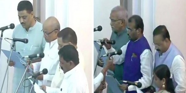 8 नए मंत्री जदयू से, सुशील मोदी बोले- अपने कोटे का एक पद बाद में भरेंगे