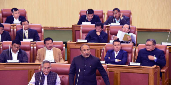 Home North East Repeal-act bill passed in Manipur amid furore