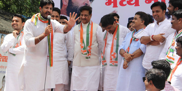 Maharashtra's new Youth Congress president sets priorities for 2019