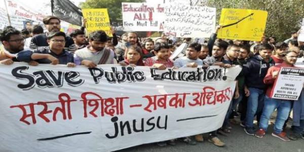 आज JNU छात्रों से मिलेगी उच्च स्तरीय समिति, क्या खत्म होगा गतिरोध?