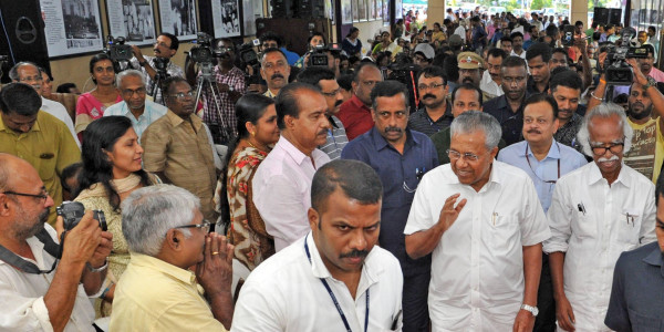 Kerala police to strengthen the security for CM, ministers A K Balan, K T Jaleel
