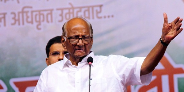 I haven't won but I am not defeated either: Sharad Pawar