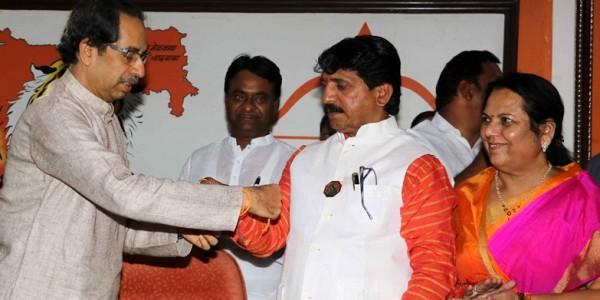 Lone MNS MLA Sharad Sonawane returns to Shiv Sena fold