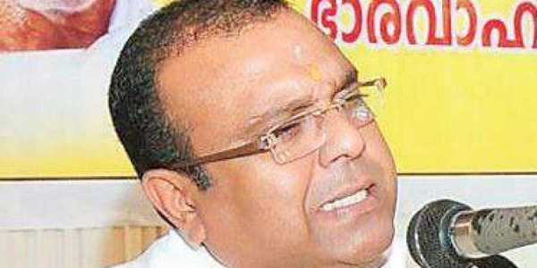 Thushar Vellappally cheque bounce case: Dud cheque talks fail as BDJS chief refuses to pay