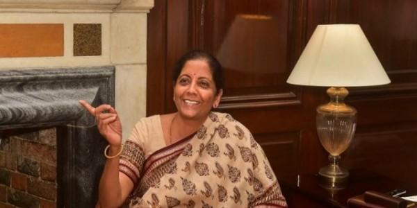 भारत-ब्रिटेन संबंधों को ताकत देने वाली 100 प्रभावशाली महिलाओं की सूची में निर्मला सीतारमण
