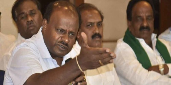 Did Modi selling tea make BJP rich? Kumaraswamy hits out at PM