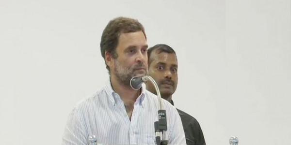 प्याज की कीमतों पर राहुल गांधी ने वित्त मंत्री को घेरा, कह दी ये बड़ी बात