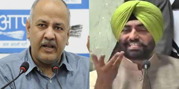 आम आदमी पार्टी में तेज हुआ खैहरा व दिल्ली के नेताओं का शीत युद्ध