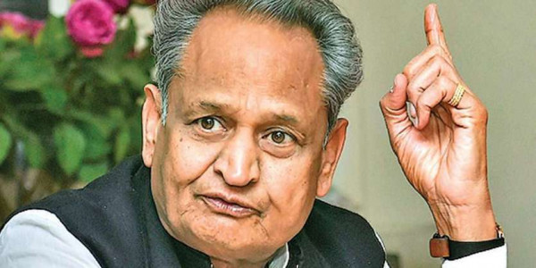 RSS, BJP Misleading Nation Using Mahatma Gandhi's Name: Ashok Gehlot