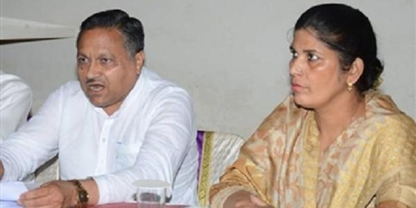 सत्ता का दुरुपयोग कर रहे हैं भाजपा नेता: राजेन्द्र