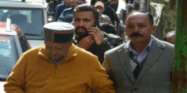 shimla-himachal-ex-chief-minister-virbhadra-singh-hospitalized-in-igmc-shimla