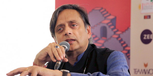 'To resist BJP, Cong needs to shape national narrative in right direction,' says Tharoor