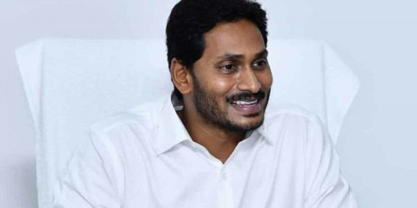 CM YS Jagan enters AP Legislative Council for first time
