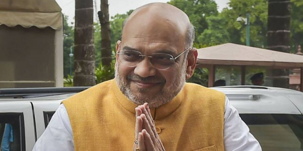 Amit Shah to celebrate Diwali during 4-day visit to Gujarat