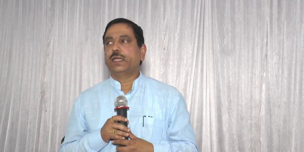 Dharwad MP Pralhad Joshi questioned in Facebook post