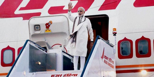 1 484 crore spent on pm modis foreign travel since 2014 govt