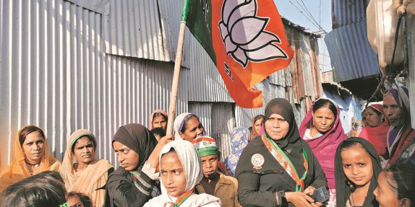 100-odd Muslim youths join BJP