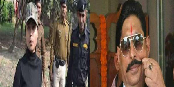 MP की गाड़ी से अनंत सिंह को ट्रांजिट रिमांड पर लेने कोर्ट पहुंची ASP लिपि सिंह, मचा बवाल