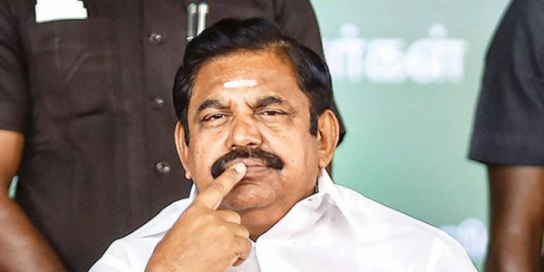 Tamil Nadu CM K Palaniswami conferred doctorate by varsity