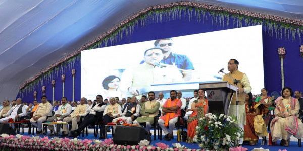 Amreli turns into Co-op Capital as Rupani says co-op a blessing for poor