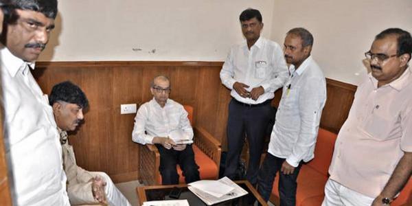 D.K. Shivakumar did not anticipate arrest