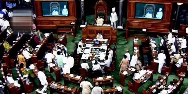 news-politics-lok-sabha-adjourned-till-noon-on-alleged-horse-trading-issue-in-karnataka