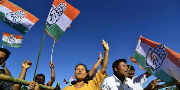 Congress faces problem in selecting nominees in autonomous areas