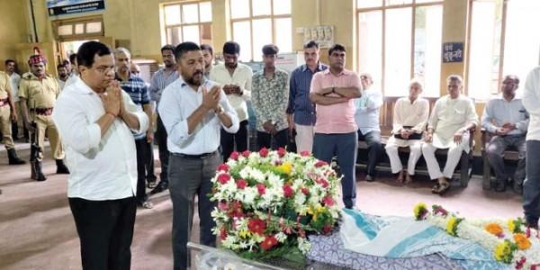 Veteran freedom fighter Mohan Ranade passes away at 90