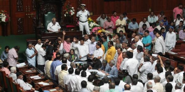 Siddaramaiah Sheds Kid Gloves as 4 MLAs Play Truant on Budget Day, Audio Clip Adds to Karnataka Poaching Drama