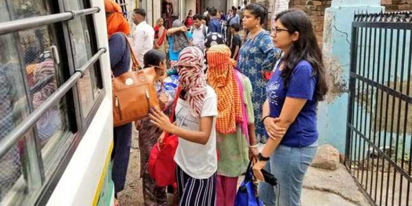 नेपाली लड़कियों को कथित मानव तस्करों से छुड़ाने पर दिल्ली पुलिस और DCW में टकराव