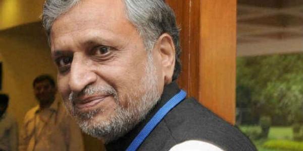 Sushil kumar modi attack on congress