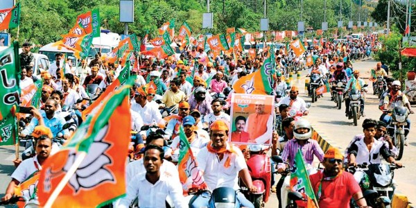 Rebels, anti-incumbency keep BJP on its toes in North Maharashtra