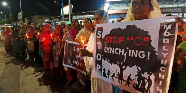 Over Ten Detained in Jharkhand in Lynching of Four Elderly Tribals