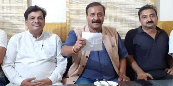 नूरपुर में पानी की किल्लत दूर करने का चुनावी वादा पूरा नहीं कर पाए विधायक : अजय महाजन