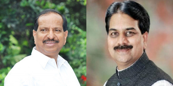 Two Leaders of Congress and NCP Joins BJP