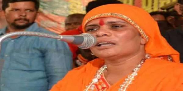साध्वी प्राची ने लगाई गृहमंत्री और सीएम योगी से सुरक्षा की गुहार, बोलीं- ISI से मिल चुकी हैं धमकी