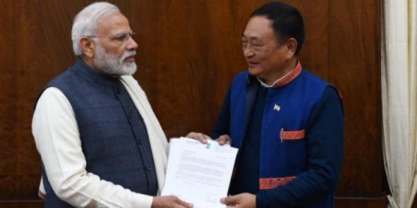 Draft National Policy on Sediment Management in final shape, Arunachal MP told
