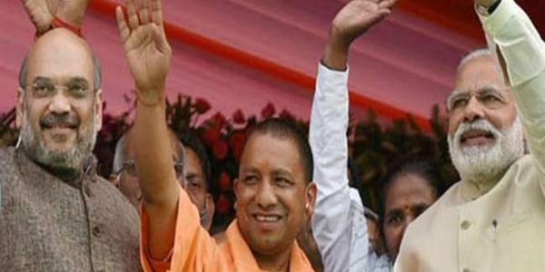 भाजपा कोर ग्रुप की बैठक : सपा, बसपा और कांग्रेस को कदम-कदम पर घेरने का फैसला