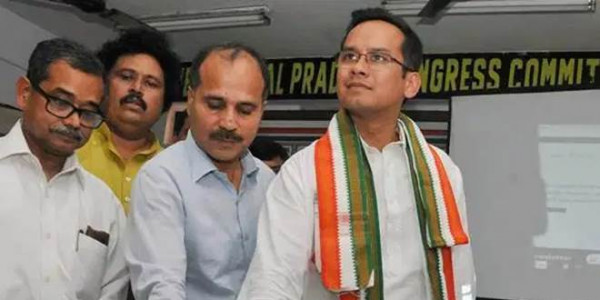 Gaurav Gogoi Appointed as AICC Incharge of Manipur