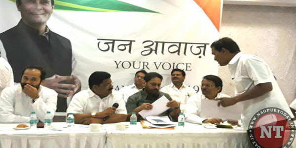 Demand to include burning issues of Bari Samaj in poll manifesto of Congress