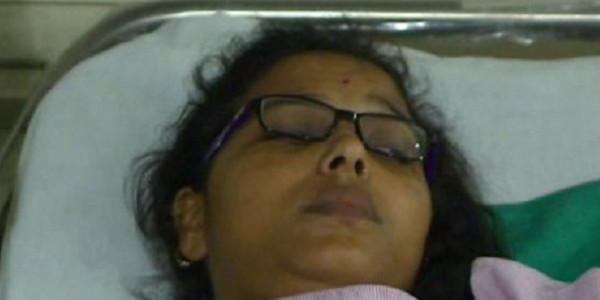 MP में आधी रात को फायरिंग, कांग्रेस नेता की बहन घायल