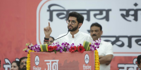 Another Tiger Learning to Roar: Decoding Aaditya Thackeray, the New-Age Shiv Sainik