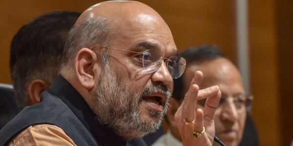 India Isn't a 'Dharamshala' Where Illegal Immigrants Can Settle Down, Says Amit Shah on NRC