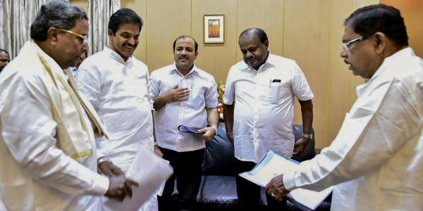karnataka local body polls give congress jd s the jitters